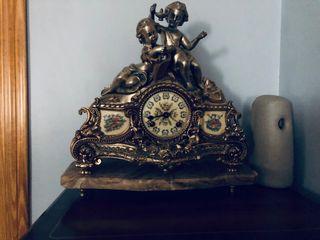 Reloj de centro de mesa