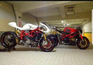 Ducati 749 Café Racer