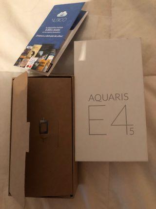 Caja bq aquaris E4
