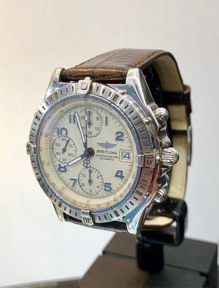 Reloj Breiling Chronomat. Ref:A13352. FULL SET.