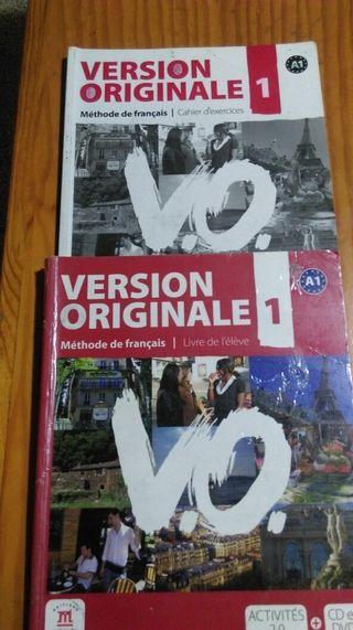 libros de francés 2 de ESO Maristas Valldemia