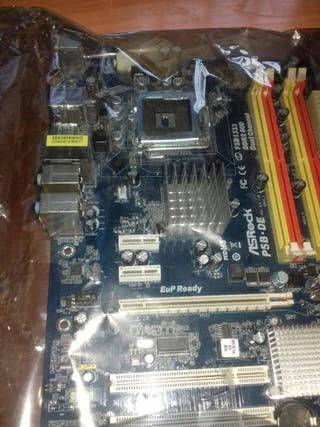 Placa Base ASRock P5B-DE