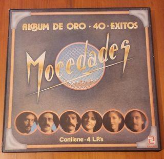disco 4 vinilos Mocedades