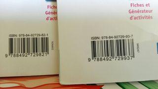 VITAMINE ET PLUS 1 y 2 Libro escolar