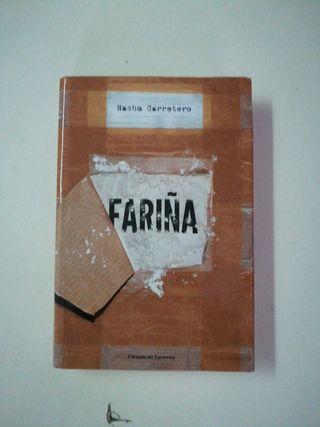 """libro """"Fariña"""""""