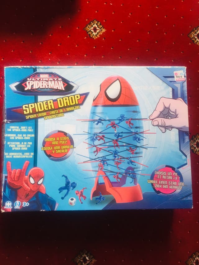 Toys ultimate spider man