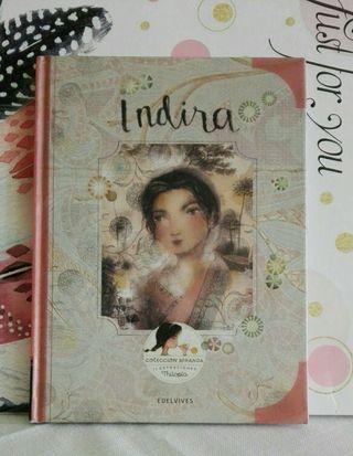 INDIRA Libro lectura