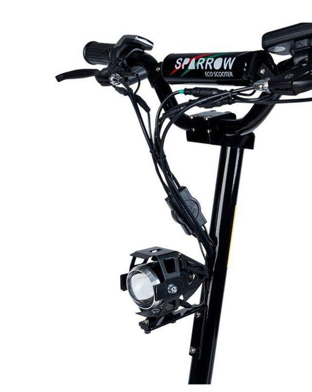 Sparrow 1600-2000w nuevos con bateria litio!!