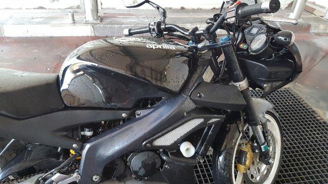 Aprilia Rs 125 tuono