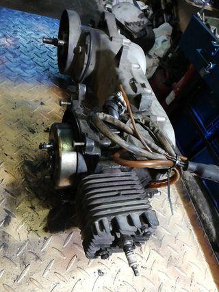 motor liberty 50cc