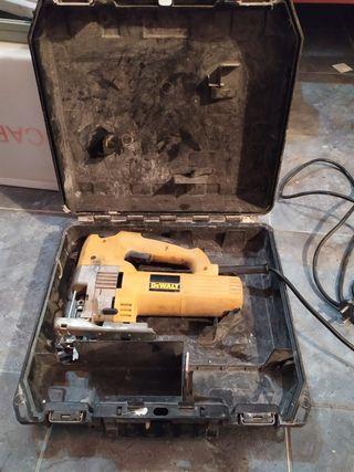sierra de calar electrica