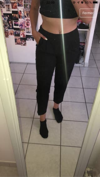 pantalon pince