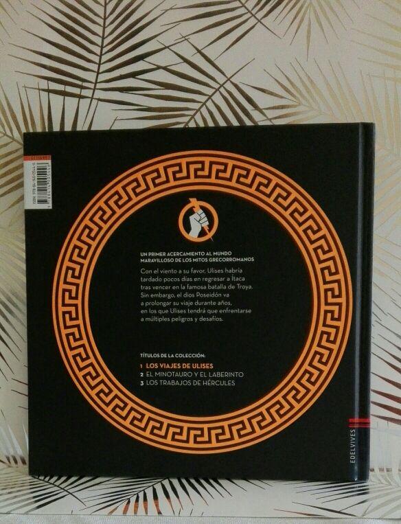 LOS VIAJES DE ULISES Libro lectura