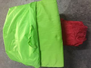 Cuna de viaje+ colchón plegable