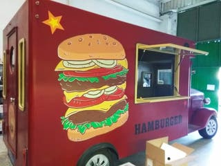 food truck con nmotor