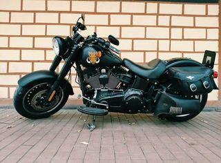 Harley Davidson FatBoy Special S ( CASI REGALADA)