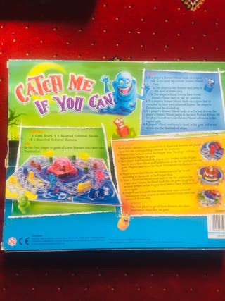 Games catch me if you can