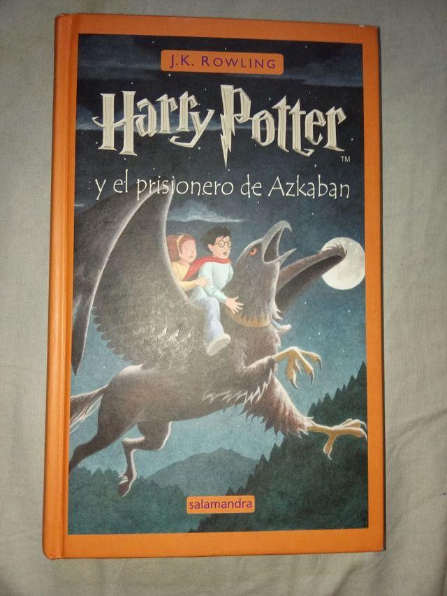 Libro Harry Potter 3