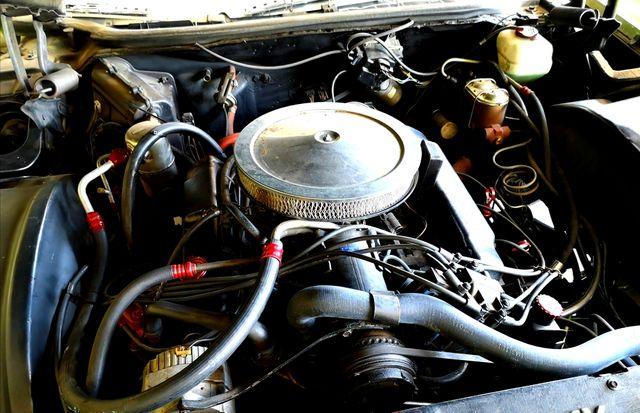 Cadillac Eldorado 1977