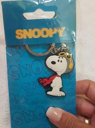 llavero snoopy