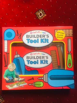 Builders tool kit puzzle