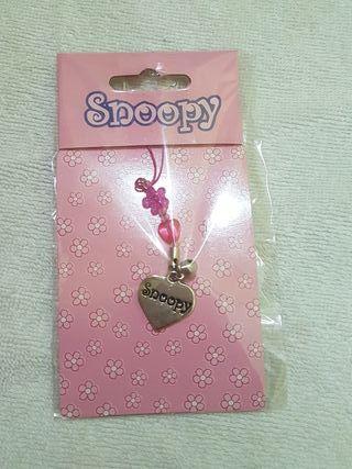 accesorio móvil snoopy
