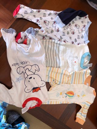 Pijama bebé