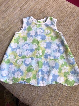 Vestido bebe prenatal