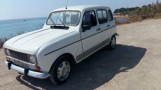 Renault 4 GTL CLAN 1992