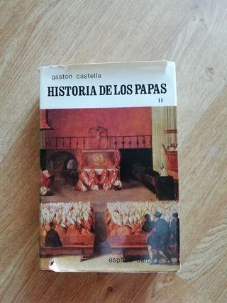 Historia de los Papas II