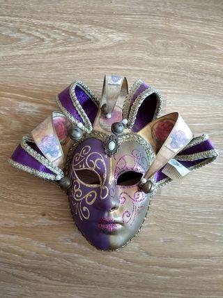 Máscara veneciana original