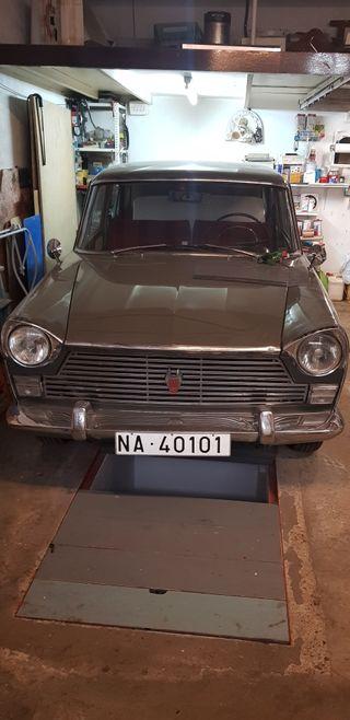 SEAT 1500 1956