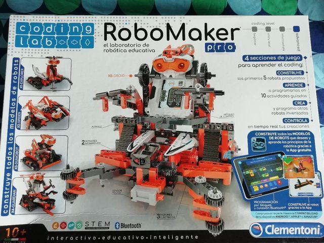 Robomaker Pro de Clementoni