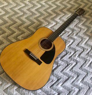 Guitarra acústica Fender CD - 60 Nat DS V2