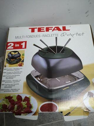 Fondue Raclette Tefal