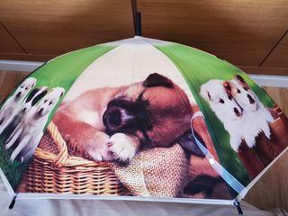 Paraguas mediano perros