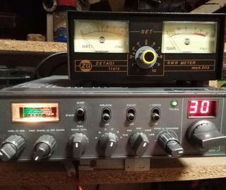 cambio equipo radioaficionado
