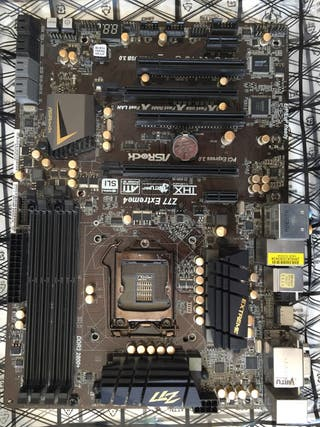 Placa Base Asrock z77 Extreme 4