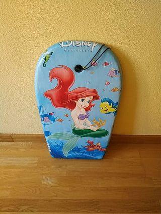 Tabla de surf La Sirenita