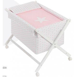 Minicuna Estrella Rosa