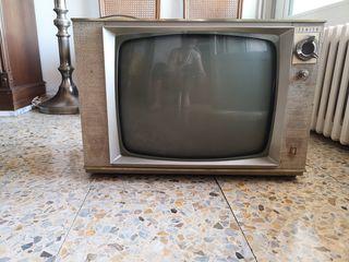Televisión vintage Zenith de 1962