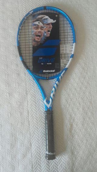Raqueta tenis BABOLAT PURE DRIVE L2 (NUEVA)