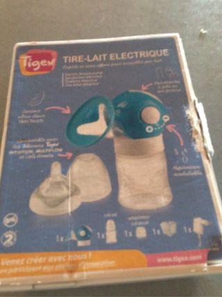Sacaleches eléctrico