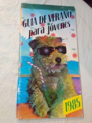 Guia de verano años 80