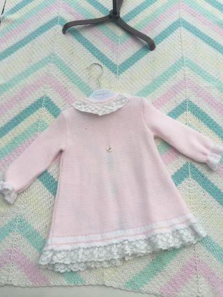 Vestido niña - bebe
