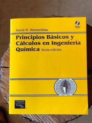 Principios básicos y cálculos en ingenieria quimic