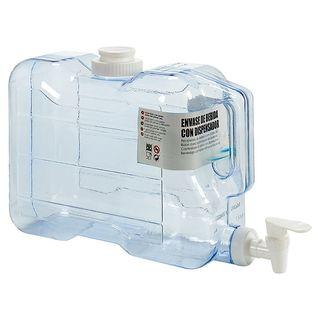 dispensador agua con grifo