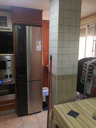 frigorífico LG dispensador de agua