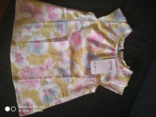 vestido de bebe 12-18 meses