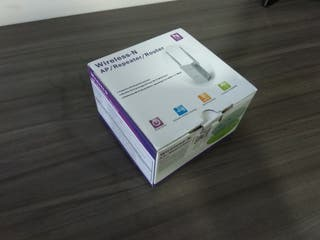 Repetidor wifi router wireless